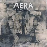 "Aera ""The Bavarian Broadcast Recordings Vol. 1"" CD"