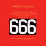 "Aphrodites Child ""666"" 2LP"
