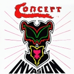 "Concept ""Invasion"" CD"