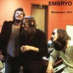 "Embryo ""Wiesbaden 1972"" CD"