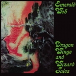 "Emerald Web ""Dragon Wings and Wizard Tales"" LP"