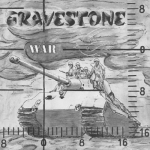 "Gravestone ""War"" CD"