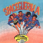 "Missus Beastly ""Space Guerilla"" CD"