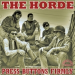 "The Horde ""Press Buttons Firmly"" LP + 7"""