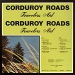 "Travelers Aid ""Corduroy Roads"" LP"