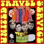 """United Travel Service """"Wind And Stones"""" LP"""