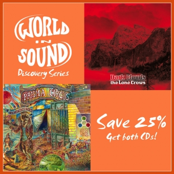 CD-Bundle #3: Prisma Circus & The Lone Crows