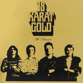 """18 Karat Gold """"All-Bumm"""" LP"""