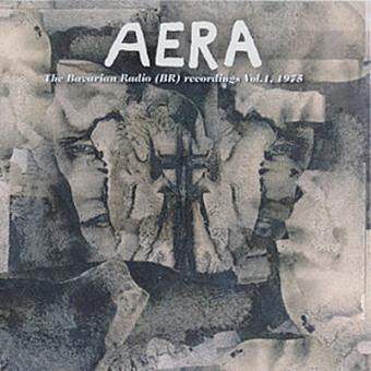 "Aera ""The Bavarian Broadcast Recordings Vol. 1"" CD"