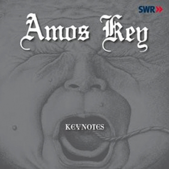 """Amos Key """"Keynotes - The Lost Tapes SWF-Session"""" CD"""