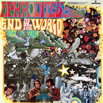 """Aphrodites Child """"End Of The World"""" LP"""