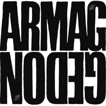 "Armaggedon ""s/t"" LP"