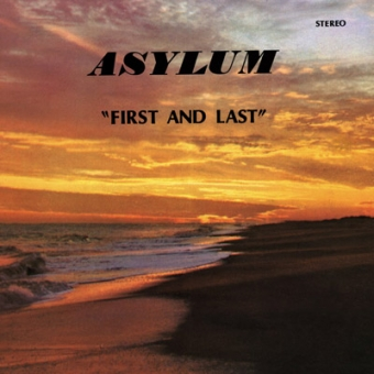 "Asylum ""First And Last"" LP"