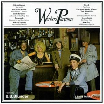 "B.B. Blunder ""Workers Playtime"" CD"