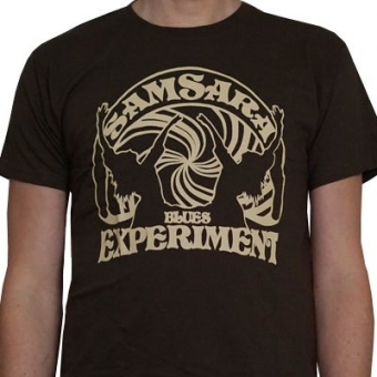"Samsara Blues Experiment ""Logo"" T-Shirt MEDIUM"