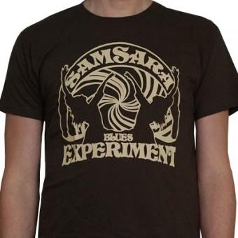 "Samsara Blues Experiment ""Logo"" T-Shirt LARGE"