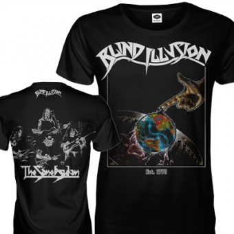 "Blind Illusion ""The Sane Asylum"" T-Shirt"