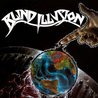 "Blind Illusion ""The Sane Asylum"" CD"