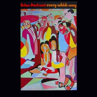 """Brian Davison´s """"Every Which Way"""" LP"""