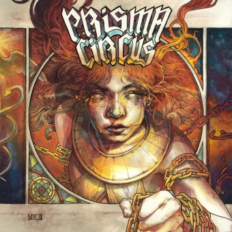 "Prisma Circus ""MK II Promethea's Armageddon"" LP"