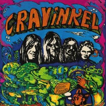 """Cravinkel """"Garden Of Loneliness"""" LP"""