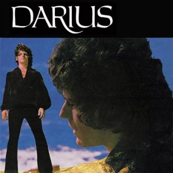 "Darius ""s/t"" CD"