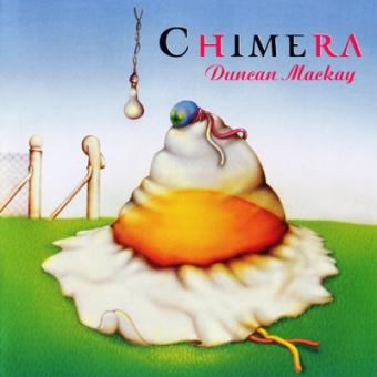 """Duncan Mackay """"Chimera"""" LP"""