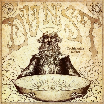 "Dunst ""Archimedes Waffen"" LP"