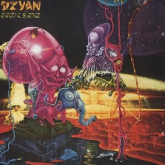 "Dzyan ""Electric Silence"" CD"