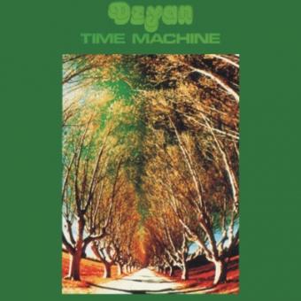 """Dzyan """"Time Machine"""" LP"""