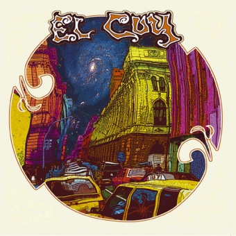 """El Cuy """"s/t"""" CD"""