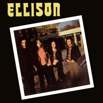 """Ellison """"s/t"""" LP"""