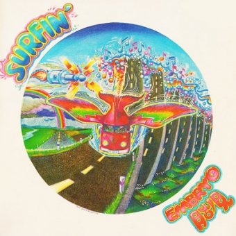 "Embryo ""Surfin'"" CD"