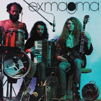 "Exmagma ""s/t"" LP"