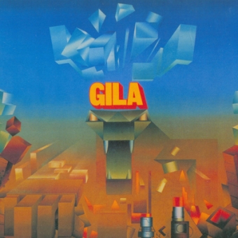 "Gila ""Free Electric Sound"" CD"