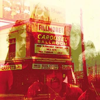 """Gold """"San Francisco Oregins"""" LP + 7"""""""