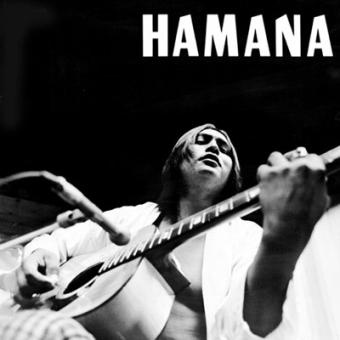 """Bruce Hamana """"Hamana"""" CD"""
