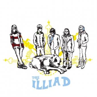"The Illiad ""A Sad Day On Pluto"" CD"