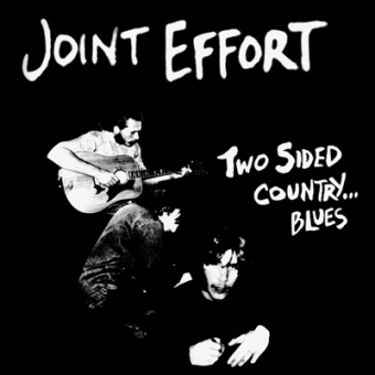"""Joint Effort """"Two Sided Country Blues"""" CD"""