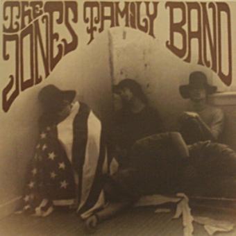 "Jones Family Band ""An Electrified Joint Effort"" LP"