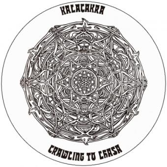 """Kalacakra """"Crawling To Lhasa"""" PIC-LP"""