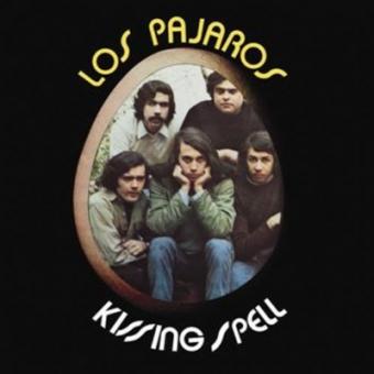 """Kissing Spell """"Los Pajaros"""" LP"""