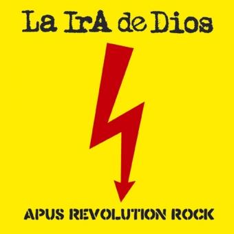 """La Ira De Dios """"Apus Revolution Rock"""" CD"""