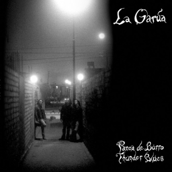 "La Garua ""Panza De Burro Thunder Blues"" LP"
