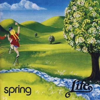 "Life ""Spring"" CD"