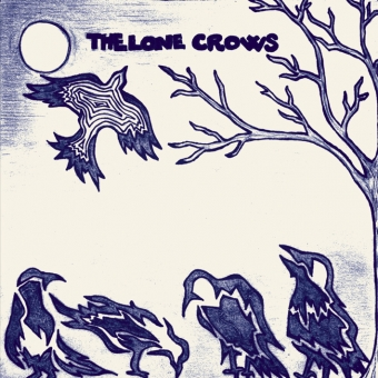 "The Lone Crows ""s/t"" CD"