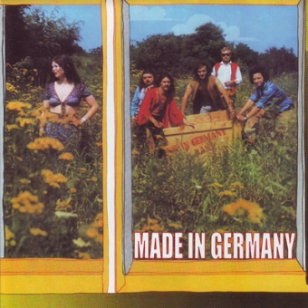 """Made In Germany """"s/t"""" LP"""
