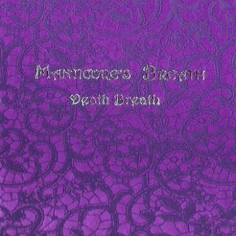 """Manticore´s Breath """"Death Breath"""" CD"""
