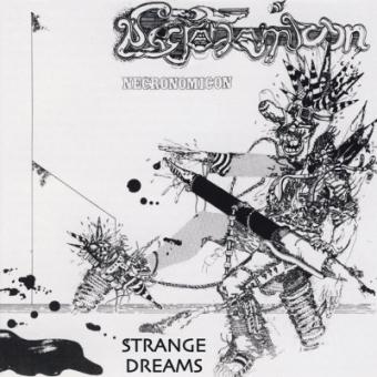 """Necronomicon """"Strange Dreams"""" CD"""