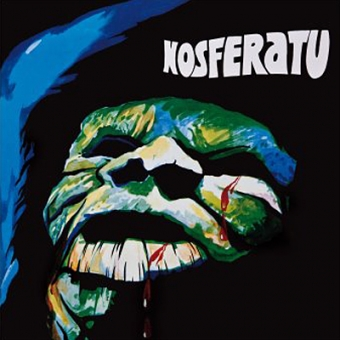 """Nosferatu """"s/t"""" CD"""